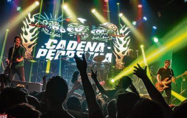 Cadena y su revolución punk