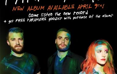 """""""Paramore"""", Paramore"""