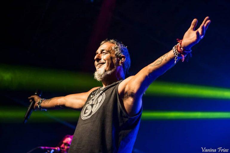 """El """"Mono"""" de Kapanga preocupado por la industria musical"""