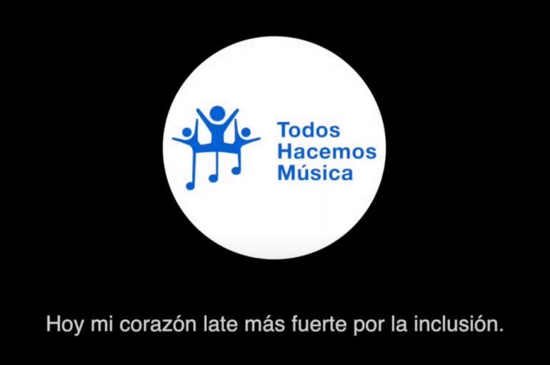 """""""Silencio"""" de Los Tipitos. Por la inclusión de personas con discapacidad"""