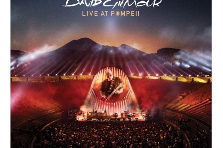 David Gilmour subió una pieza de colección
