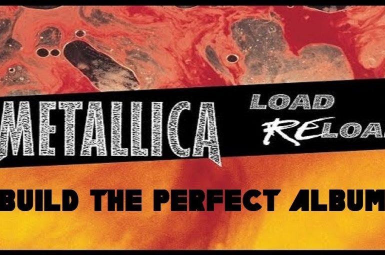 """""""Load"""" y """"Reload"""" de Metallica suenan igual que Nickelback!!!"""