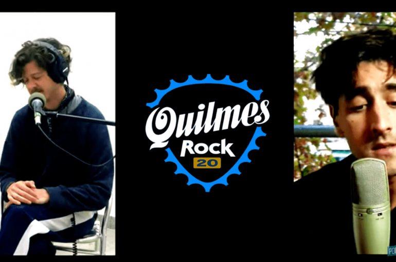 Grandes momentos en la vuelta del Quilmes Rock