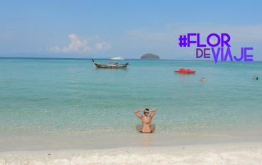 #FlorDeViaje: Lombok, un paraíso en el que todo cambia