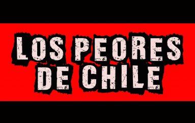 """""""No recen"""" será el nuevo video de Los Peores de Chile"""