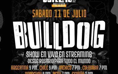 Vuelve el perro; Bulldog suma su show streaming