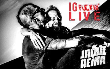 """Anécdotas, """"guitarrajo"""" y sonidos. Jaque Reina en LFR Live"""