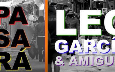León Gieco, Lito Vitale y Leo García juntos en un hermoso homenaje
