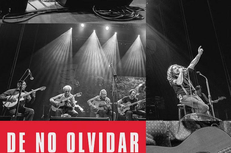 """La Vela Puerca presenta """"De no olvidar"""""""