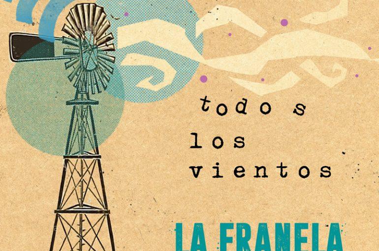 La Franela reversiona una vieja canción junto a Los Caligaris