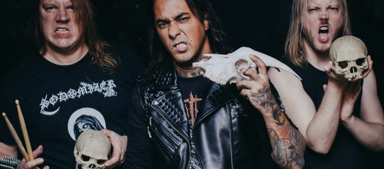 "Satan Worship presenta su nuevo Video Lyric ""Motherfucker's From Apocalypse"""