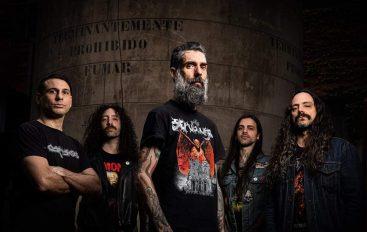 """Los legendarios AVERNAL lanzan """"Tzompantli"""" en otro formato."""
