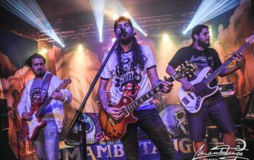 """Mambotango lanzó """"Combatiendo"""", un track a pura revolución y puño cerrado"""
