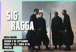 SIG RAGGA Presenta ¡NUEVA FUNCIÓN!