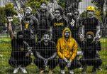 La banda colombiana El Punto Ska pide un cambio a través de 'El Cajón'